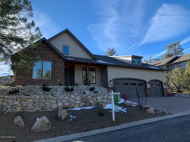1183 W Timber Ridge Road, Prescott, AZ 86301 (MLS #1026278) :: Conway Real Estate