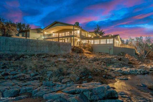 3 Glen Oaks Drive, Prescott, AZ 86305 (#1026643) :: West USA Realty of Prescott