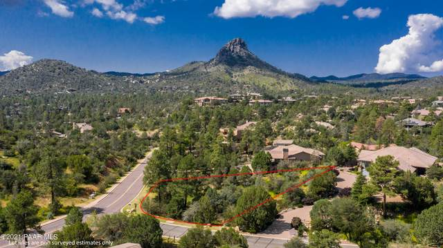 1293 Sierry Peaks Drive, Prescott, AZ 86305 (MLS #1027168) :: Conway Real Estate