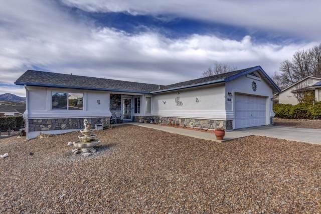 1210 N Oxbow Drive, Dewey-Humboldt, AZ 86327 (#1027236) :: Shelly Watne