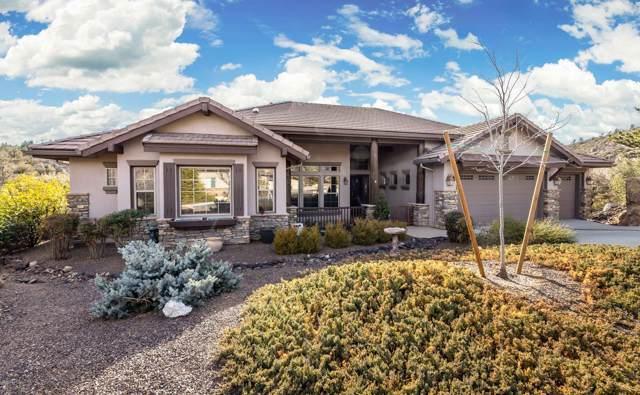 1489 Creek Trail, Prescott, AZ 86305 (#1027310) :: HYLAND/SCHNEIDER TEAM