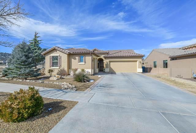 1106 N Buggy Barn Road, Prescott Valley, AZ 86314 (MLS #1027643) :: Conway Real Estate