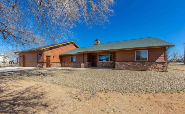 1501 W Kelly Drive, Prescott, AZ 86305 (MLS #1028121) :: Conway Real Estate