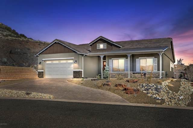 1230 S Lakeview Drive, Prescott, AZ 86301 (MLS #1028127) :: Conway Real Estate