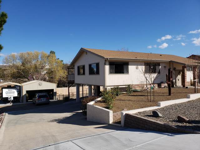 591 N Mohave Trail, Dewey-Humboldt, AZ 86327 (MLS #1028435) :: Conway Real Estate