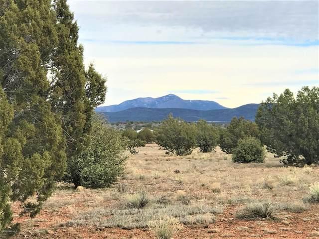 65 Poppy Road, Ash Fork, AZ 86320 (#1028495) :: West USA Realty of Prescott