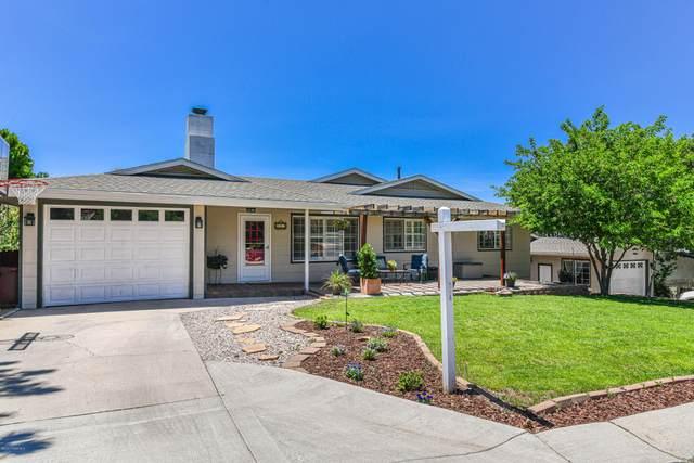 413 Webb Place, Prescott, AZ 86303 (#1028523) :: Shelly Watne