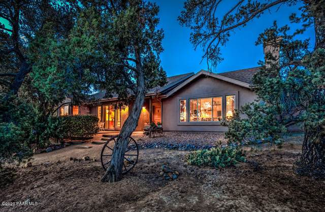 5490 W Indian Camp Road, Prescott, AZ 86305 (#1028741) :: HYLAND/SCHNEIDER TEAM