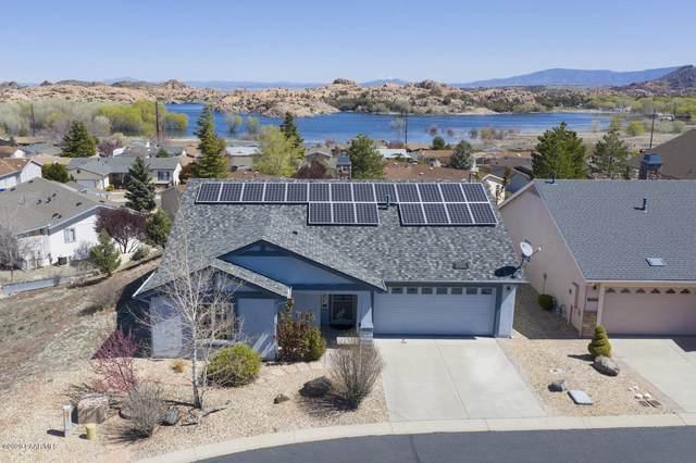 1659 Addington Drive, Prescott, AZ 86301 (MLS #1028950) :: Conway Real Estate