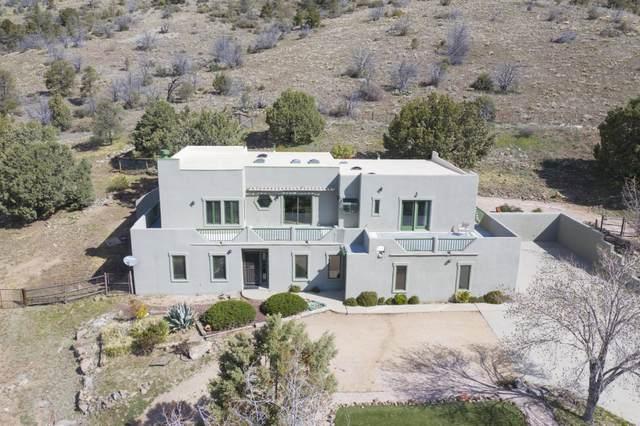 2228 Tonto Ridge Road, Prescott, AZ 86305 (#1029026) :: West USA Realty of Prescott