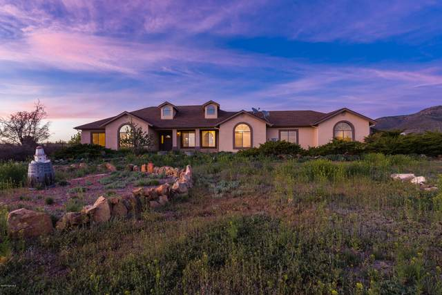 13550 E Wildcat Way, Prescott Valley, AZ 86315 (MLS #1029331) :: Conway Real Estate