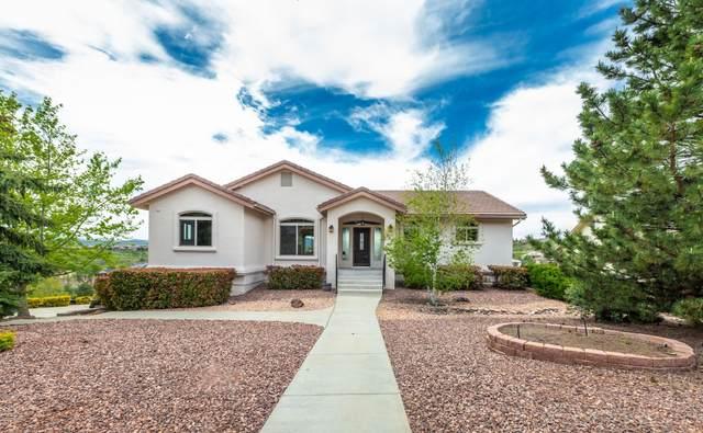 933 Golden Hawk Drive, Prescott, AZ 86301 (MLS #1029432) :: Conway Real Estate