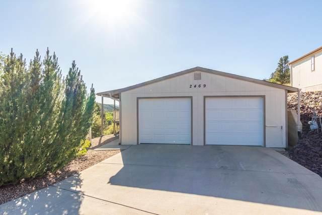 2469 River Trail Road, Prescott, AZ 86301 (MLS #1029597) :: Conway Real Estate