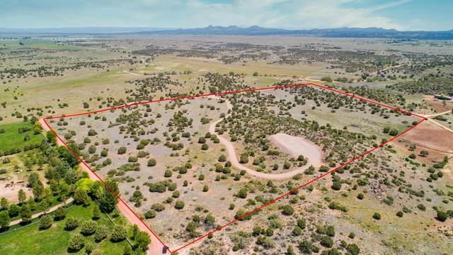 0 W Long Meadow Drive, Prescott, AZ 86305 (#1029609) :: West USA Realty of Prescott