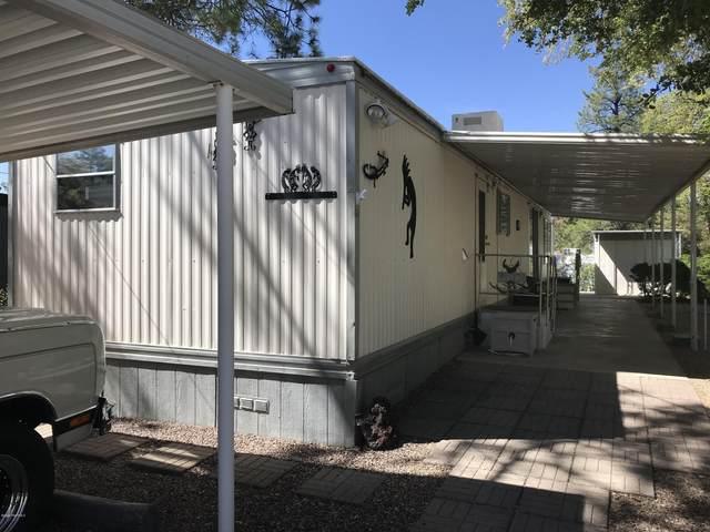 910 W Gurley Street #52, Prescott, AZ 86305 (#1029677) :: Shelly Watne