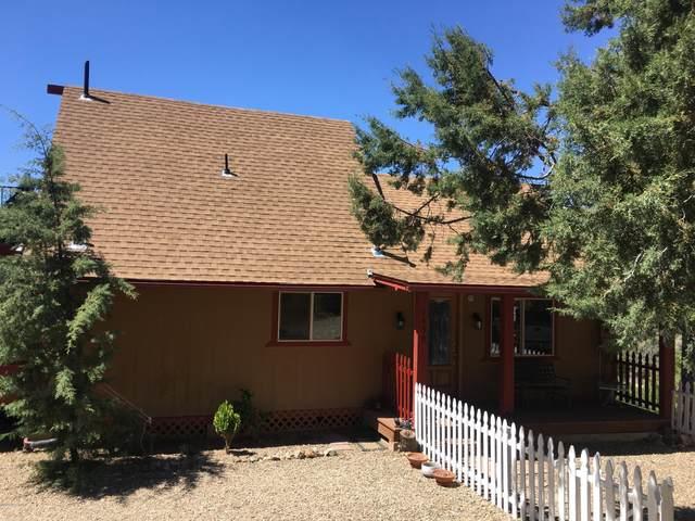 1450 S Rattlesnake Way, Prescott, AZ 86303 (#1029739) :: West USA Realty of Prescott