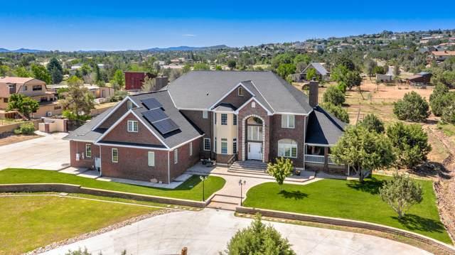 2665 W Granite Park Drive, Prescott, AZ 86305 (#1029752) :: West USA Realty of Prescott