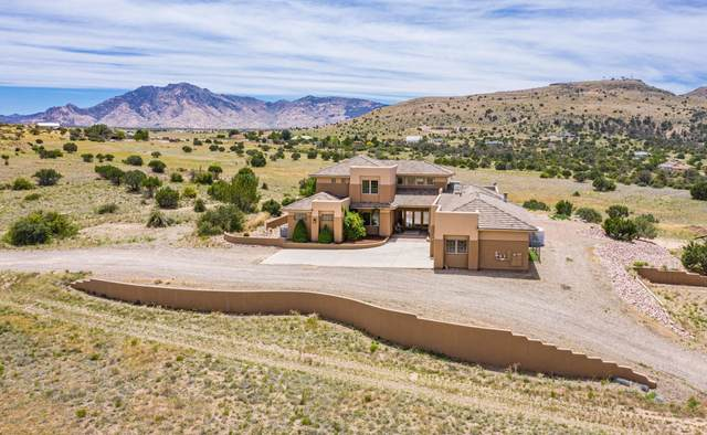 1580 S Table Mountain Road, Chino Valley, AZ 86323 (#1029948) :: West USA Realty of Prescott
