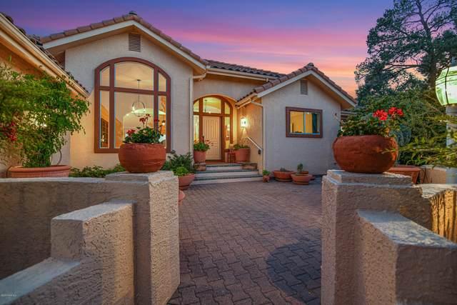 973 Custer Lane, Prescott, AZ 86305 (MLS #1029972) :: Conway Real Estate