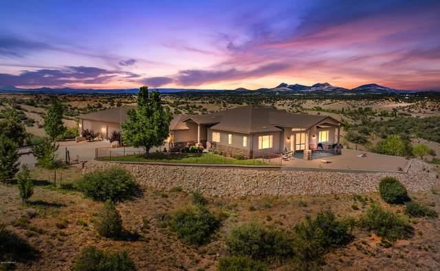 8228 W Broken Knee Trail, Prescott, AZ 86305 (#1030096) :: West USA Realty of Prescott