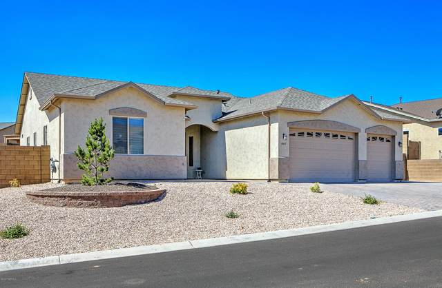 6407 E Sutton Trail, Prescott Valley, AZ 86314 (MLS #1030131) :: Conway Real Estate