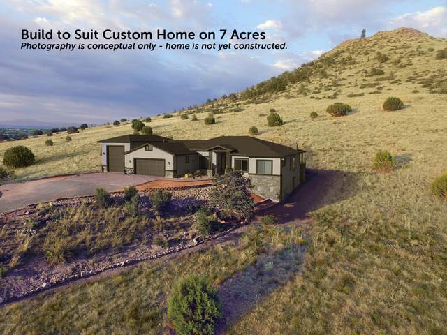 11975 N Triple Crown Trail, Prescott, AZ 86305 (#1030226) :: Shelly Watne