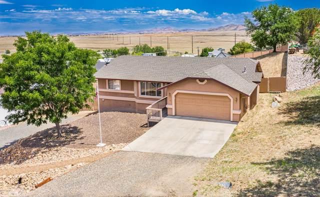 5721 N Concho Drive, Prescott Valley, AZ 86314 (MLS #1030244) :: Conway Real Estate