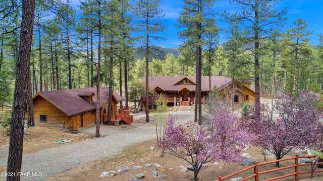 5140 E Charcoal Kiln Road, Prescott, AZ 86303 (#1030544) :: Prescott Premier Homes   Coldwell Banker Global Luxury
