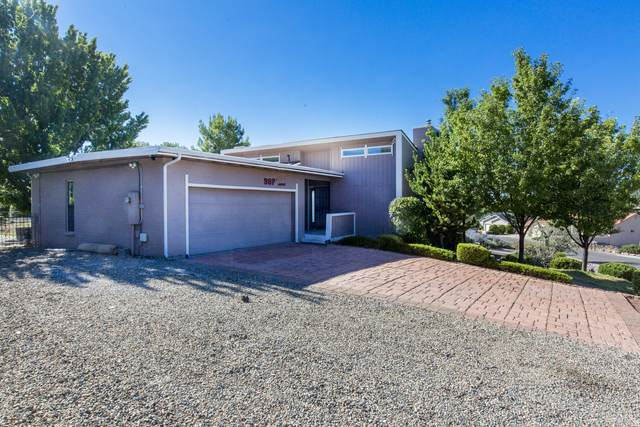 981 N Latigo Lane, Dewey-Humboldt, AZ 86327 (#1030755) :: West USA Realty of Prescott