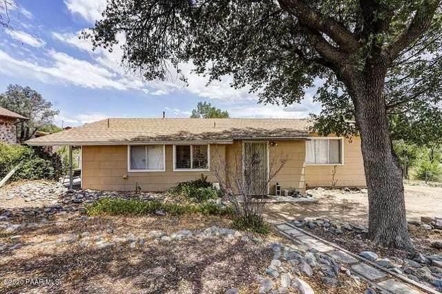 821 5th Street, Prescott, AZ 86301 (#1031173) :: West USA Realty of Prescott