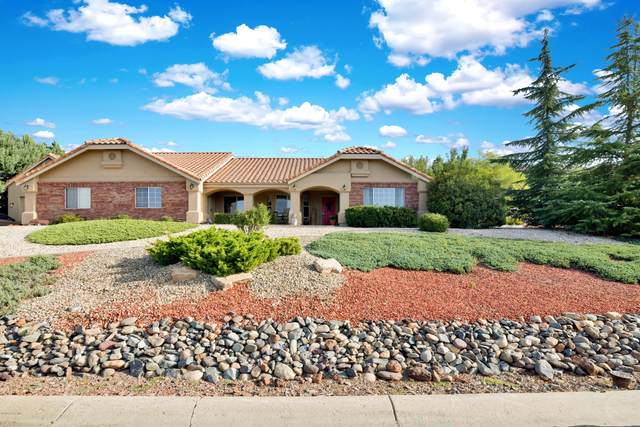 796 Golden Hawk Drive, Prescott, AZ 86301 (#1031972) :: West USA Realty of Prescott