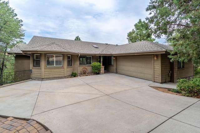 1170 Tanglewood Road, Prescott, AZ 86303 (#1032277) :: West USA Realty of Prescott