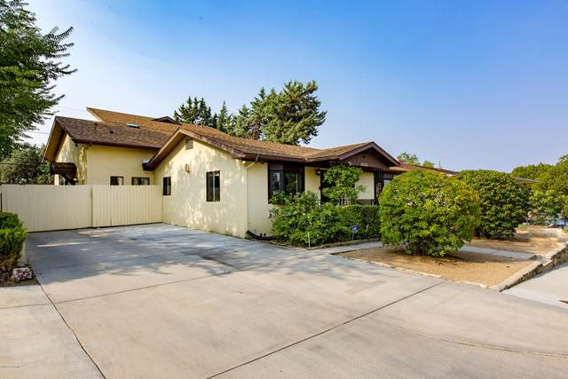 1133 Overstreet Drive, Prescott, AZ 86303 (#1032329) :: West USA Realty of Prescott