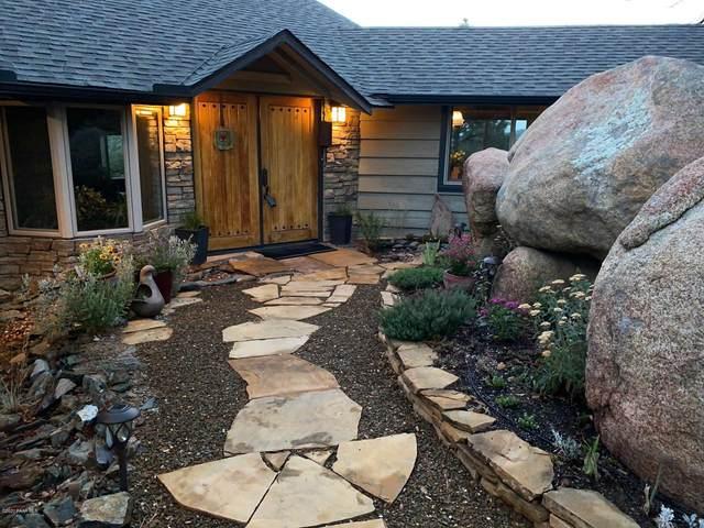 753 S Boulder Drive, Prescott, AZ 86303 (#1032412) :: West USA Realty of Prescott