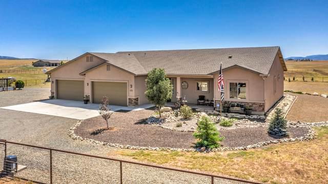 9887 E Lonesome Valley Road, Prescott Valley, AZ 86315 (#1032509) :: West USA Realty of Prescott
