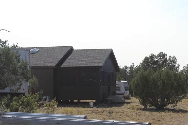 Tbd E Edwards Way, Seligman, AZ 86337 (#1032660) :: West USA Realty of Prescott