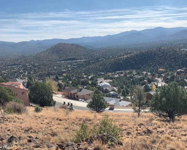 4607 Hornet Drive, Prescott, AZ 86301 (MLS #1032937) :: Conway Real Estate