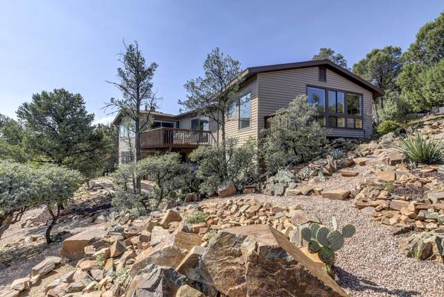 4836 Butterfly Drive, Prescott, AZ 86301 (MLS #1032975) :: Conway Real Estate