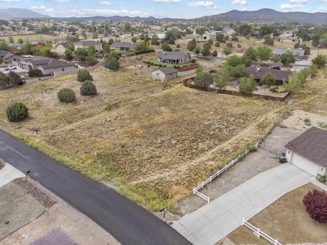 3560 N Grey Fox Drive, Chino Valley, AZ 86323 (#1033119) :: Shelly Watne