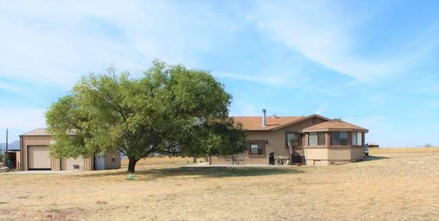 25750 N Reed Road, Paulden, AZ 86334 (#1033437) :: Shelly Watne