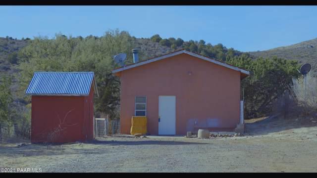 12337 E Jacobs (Lot B) Road, Mayer, AZ 86333 (#1033632) :: Prescott Premier Homes | Coldwell Banker Global Luxury