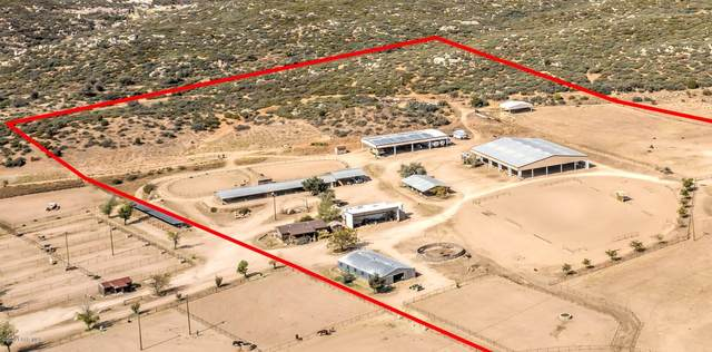 640 S Orme Road, Dewey-Humboldt, AZ 86327 (#1033814) :: Shelly Watne