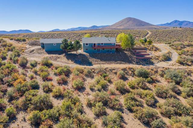 11980 E Cody Ridge Road, Dewey-Humboldt, AZ 86327 (#1033972) :: Shelly Watne