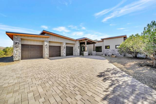 5130 W Vengeance Trail, Prescott, AZ 86305 (#1034431) :: Shelly Watne