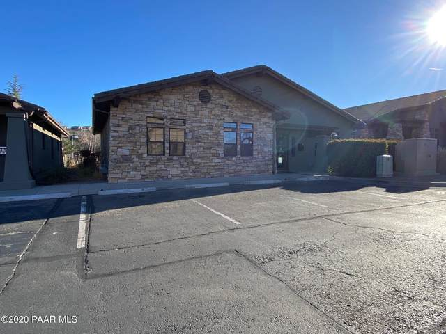 3605 Crossings Drive #2, Prescott, AZ 86305 (#1034982) :: Shelly Watne