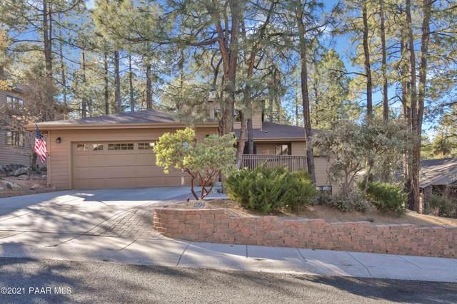 1094 Pine Country Court, Prescott, AZ 86303 (MLS #1035419) :: Conway Real Estate