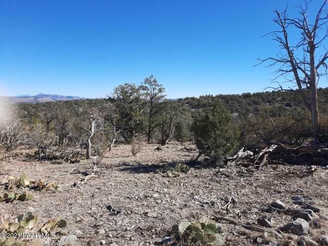 1416 B Bad Dog Rd, Seligman, AZ 86337 (MLS #1035627) :: Conway Real Estate