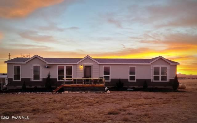 12510 N Antelope Meadows Drive, Prescott Valley, AZ 86315 (MLS #1035728) :: Conway Real Estate