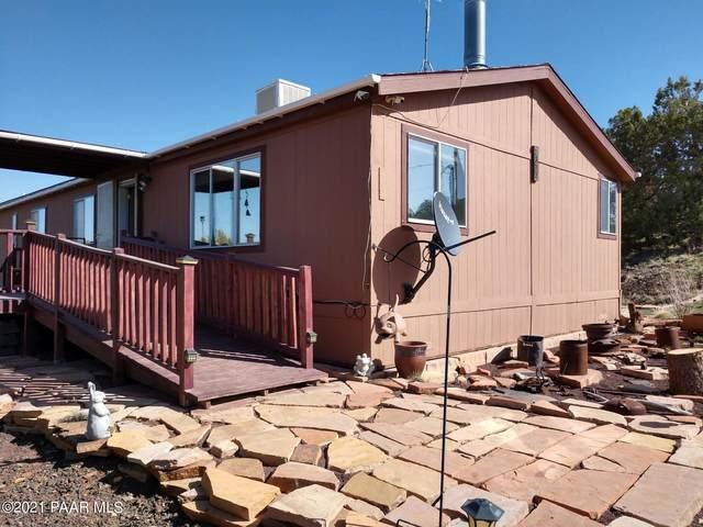 2373 W Roberts Road, Ash Fork, AZ 86320 (#1036800) :: Prescott Premier Homes   Coldwell Banker Global Luxury