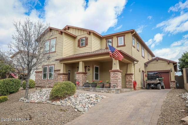 561 Whistle Stop Road, Clarkdale, AZ 86324 (#1036864) :: Shelly Watne